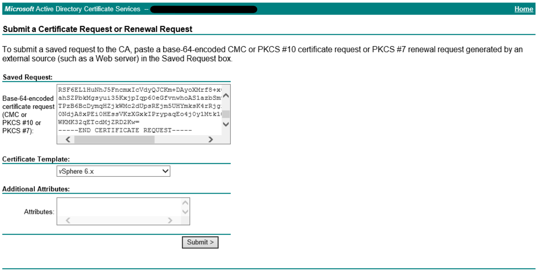 Nsx Manager Replacing The Ssl Certificate Vgarethlewis