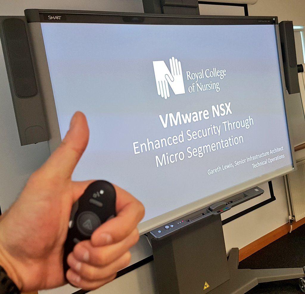 VMware NSX Presentation