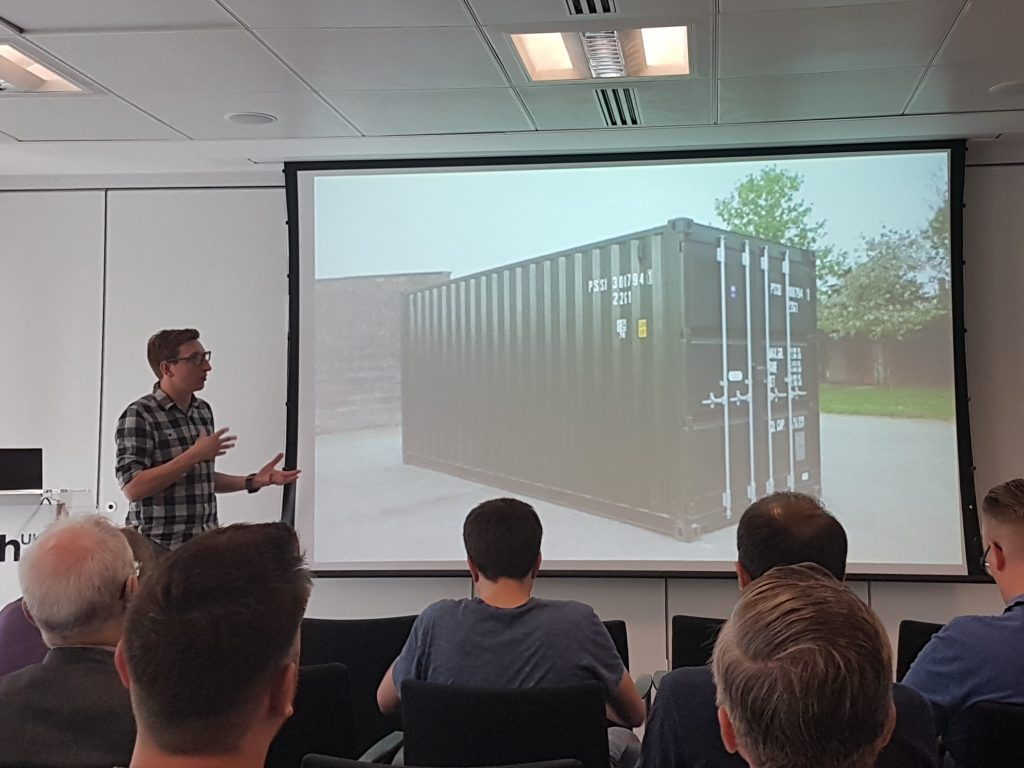 London VMUG June 2018 - Chris Porter