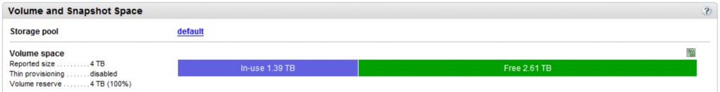 Reclaim VMFS Deleted Blocks via UNMAP - After