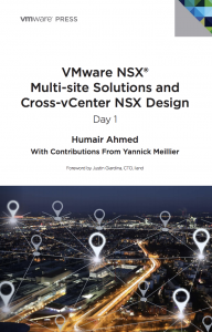 VMware NSX Multi-Site Solutions and Cross-vCenter NSX Design