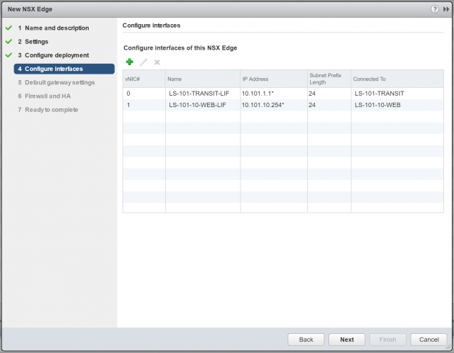 NSX Edge Load Balancers: Part 2 - In Line Transparent Mode
