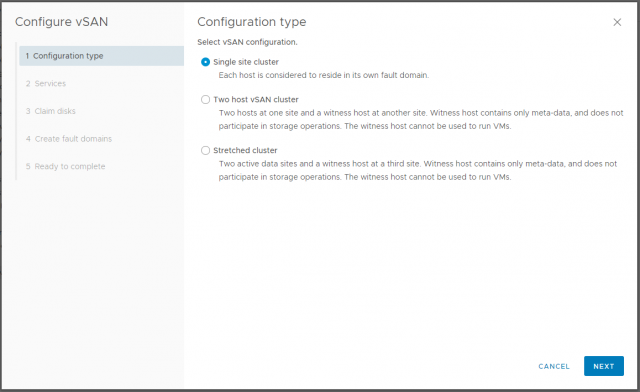 VMware vSAN: Part 1 - Installation and Configuration - Installation