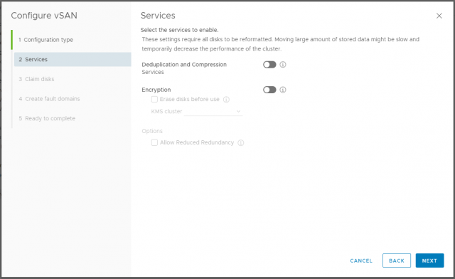 VMware vSAN: Part 1 - Installation and Configuration - Installation