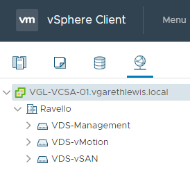 VMware vSAN: Part 1 - Installation and Configuration - VDS Layout
