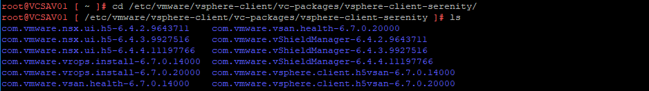 Networking and Security Extension Missing After VMware NSX Upgrade