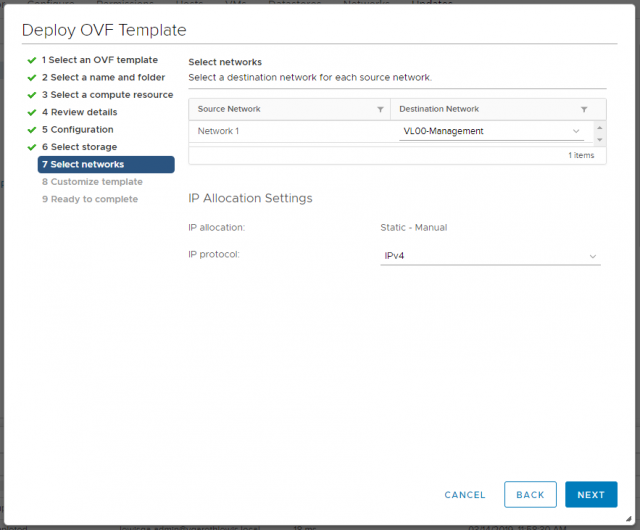 VMware NSX-T Data Center - Deploy Manager Appliance 107
