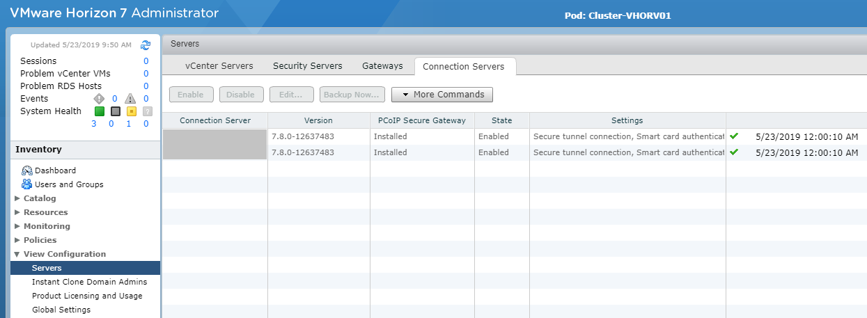 vGarethLewis - Integrating VMware Horizon with Azure Multi-Factor