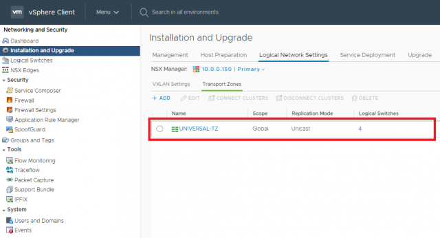 VMware NSX-T Data Center Migration - Part 2 - Controller Configuration
