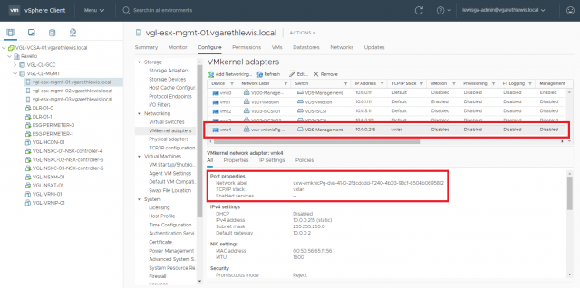 VMware NSX-T Data Center Migration - Part 2 - Host Configuration