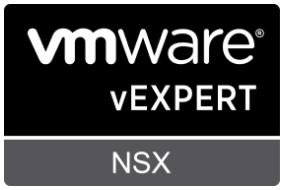 VMware vExpert NSX