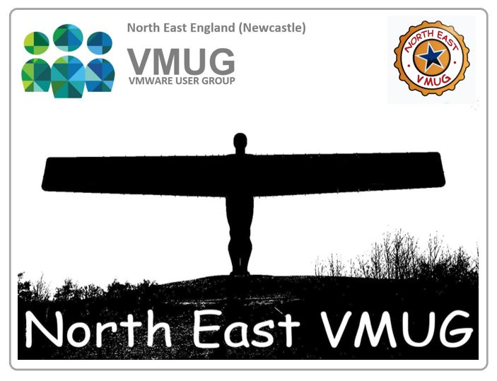 North East England VMware User Group VMUG