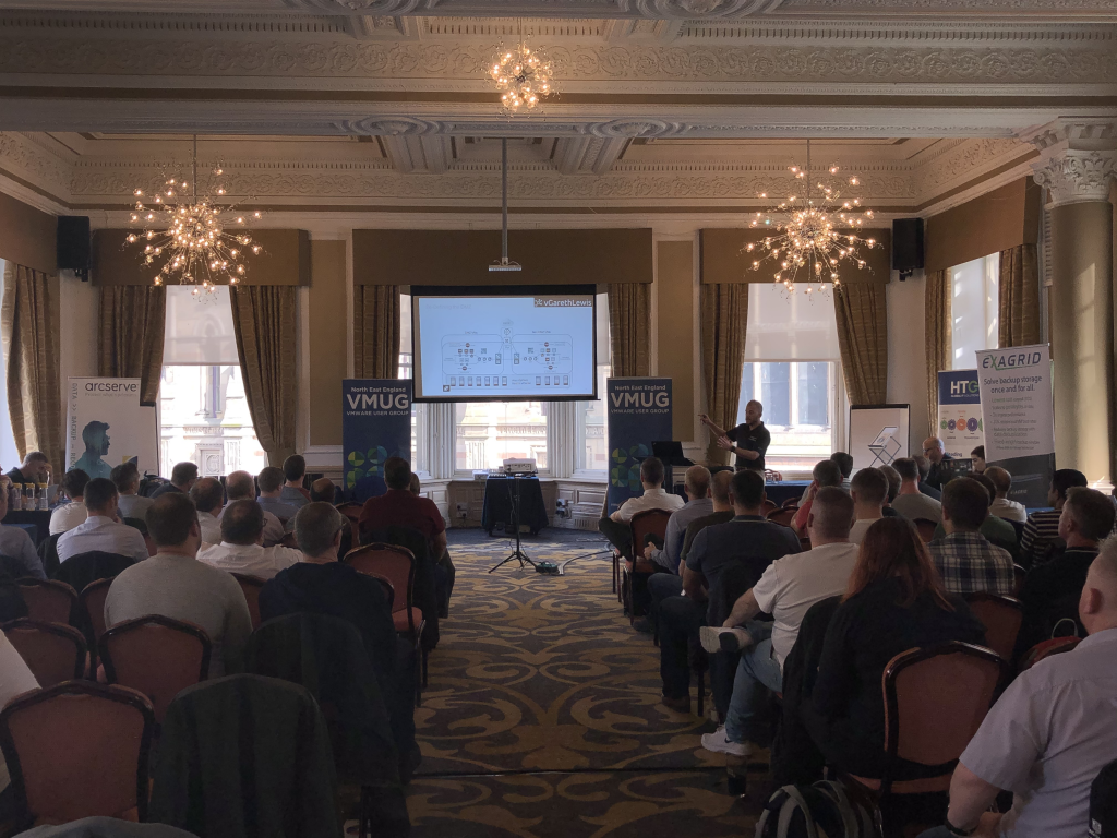 North East VMUG 2019 - Gareth-Lewis