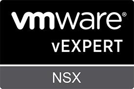 Gareth Lewis - VMware vExpert NSX