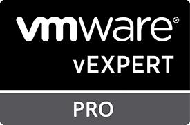 Gareth Lewis - VMware vExpert PRO